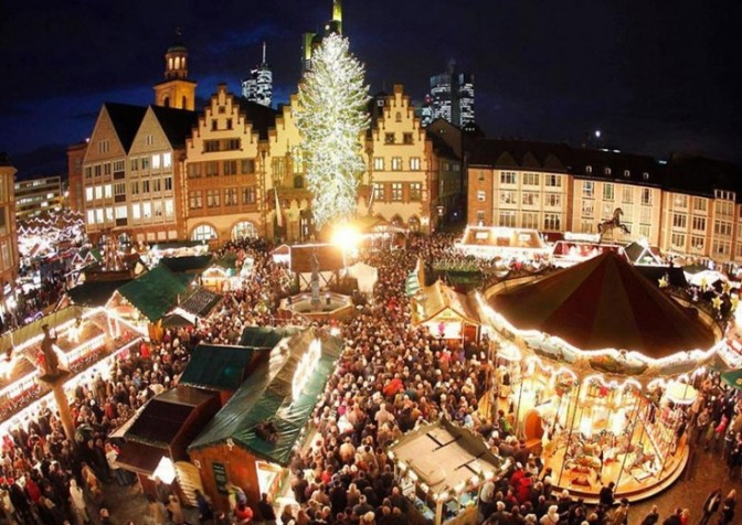 Our Christmas market